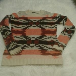 Rue 21 small sweater $ 15.00 # 1153